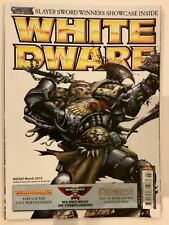 WD 387 White Dwarf March 2012 Warhammer 40K Lord of the Rings Space Wolves
