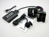 Bluetooth Car Adapter Changer Handsfree Kit For BMW 40Pin Radio X3 X5 Z4 Z8 R5X