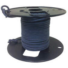 ROWE R800-1022-0-50 High Voltage Lead Wire,22AWG,50ft,Blk