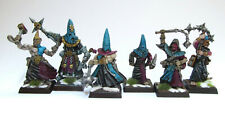 Warhammer Chaos Cultists Redemptionists Fanatics Zealots Magister Painted * 6