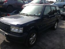 2000 RANGE ROVER 4.0 AUTO 1 X WHEEL NUT FULL CAR FOR SPARES