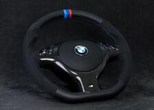 BMW Steering Wheel custom flat bottom  M3 e46 e39 M5 330i zhp 740i