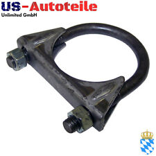 "Auspuffschelle - 2.00"" Jeep Wrangler YJ 1987/1995"
