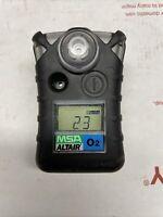 MSA ALTAIR  Oxygen (O2) Single-Gas Detector 10092523