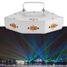 6 Lens Laser LED Bühnenlicht RGB DMX Bühnenbeleuchtung Show Lichteffekt Licht