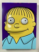 The Simpsons Season 13 Sculpted Molded Head Ralph Limited Edition