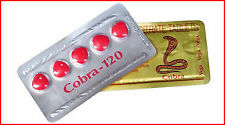 Cobra - Powerful 120mg Pills