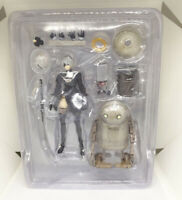 "USED 6"" Nier Automata 2B (YoRHa No. 2 Type B) Action Figure Toy Set BULK PACK"