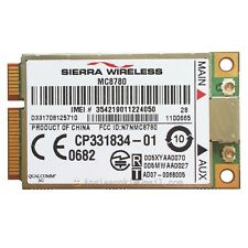 Unlocked Sierra MC8780 3G Wireless PCI-E Mini WWAN Card HSPA+ WCDMA GSM module