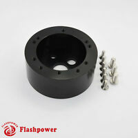 "1.5"" Steering Wheel Spacer Kit for 5&6 hole Steering Wheel to 3 hole Adapter"