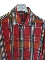 Mens MAN by VIVIENNE WESTWOOD long sleeve shirt size VI/XL. Ex con. RRP £260.