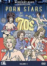 Midnight Blue Vol. 2 - Porn Stars of the 70's - DVD Brand New