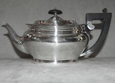 Klassische englische Teekanne, Alex Clark Company Ltd. , London, Welbeck Plate,