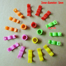 5 Colors (5 mm) Bird Ring Leg Bands