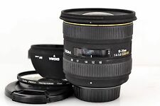 Excellent++ Sigma EX 10-20mm F/4-5.6 DC HSM wide Lens for Nikon from Japan