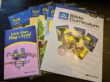 Abeka Preschool Bible Curriculum