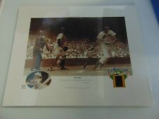 TED WILLIAMS THE KID  LITHOGRAPH 35MM FILM CELL PRINT #1816/2500 GM796