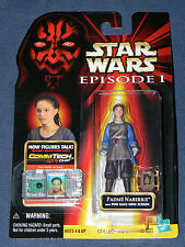 Star Wars Episode 1 Padme Naberrrie CommTech Figure