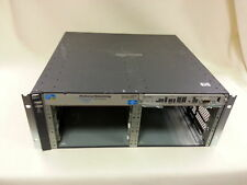 J8697A HP ProCurve switch 5406zl w/ 1x J8712A 1x J8726A  1x power cord+Rack Ears
