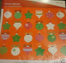 Count down days of Christmas with this Advent Calendar American Greetings winter