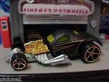 2012 Hot Wheels 1/6.4km Coupé ∞ Nero Oh5; Oro Motore ∞ Sciolto Multi Pacco