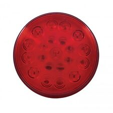 "LED 4"" STOP,TURN,TAIL LAMP 21 LEDs COMPETITION SERIES SUPER LIGHT"