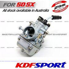 KDF CARBURETOR CARBY FOR KTM 50SX 50 JUNIOR 50CC SX JR MINI ADVENTURE SR JET