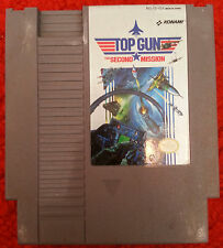 Nintendo NES. Top Gun The Second Mission (NTSC USA/CAN)