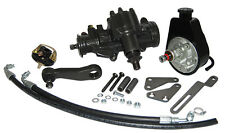 1968-74 Chevy 2 Nova, Power Steering Conversion Kit Small Block Chevy Engine