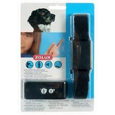 Collier de dressage Stimulation : sons ou vibrations ZOLUX