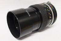 Nikon MF Nikkor 2,8 / 135 mm Objektiv defekt