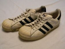 ADIDAS Mens Originals Superstar II 2 White Black 034859 Sneakers Shoes Size 8.5