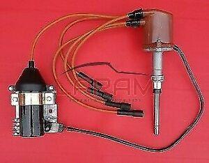 Accensione elettronica Autobianchi A112 e Fiat 127 - Electronical distribution