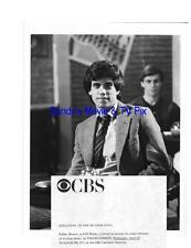 ROBBY BENSON Terrific Original TV Photo TOUGH COOKIES
