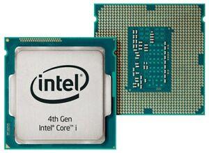 Processeur i7 4790 socket 1150 quad core cpu