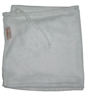 Laundry mesh bag (drawstring)