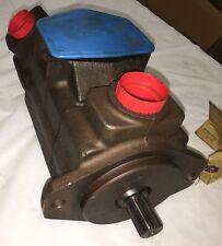 EATON VICKERS VQ Series Double Vane Hydraulic Pump 596631 2520VQ21C14-11CC-20