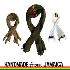 Handmade Rastafarian Rasta Headscarf Scarf Rasta Dreadlocks Reggae NATTYDREAD
