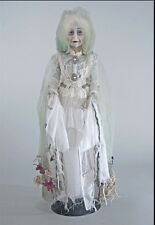 "Katherine's Collection Halloween Forest Cemetery 23"" Floating Lady In Mourning"
