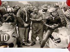 altes Foto 1961 - Motorrad GP von Deutschland in Hockenheim