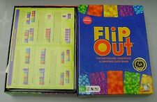 Flip Out - Switching, Swapping & Swiping Card Game Gamewright 2010 Minus 1 Card