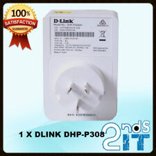 D-LINK DHP-P308AV Network PowerLine Adapter AC Passthrough AUS Version