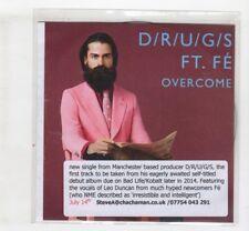 (IL18) D/R/U/G/S, Overcome ft Fe - DJ CD