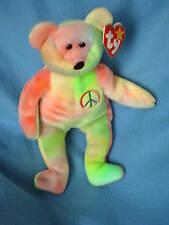"""TY Beanie Baby Babies Friedens-Teddy """"Peace"""" ,   NEU"""