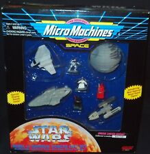 *NEW* Galoob Micro Machines Space Star Wars Rebel vs Imperial Forces Set 68042