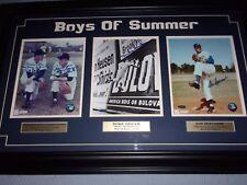 BOYS of SUMMER ~Duke Snider ~Don Newcombe ~Preacher Roe & Johnny Podres ~TRISTAR