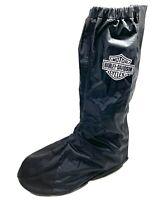 SINGLE RIGHT ONLY Harley Rain Gaiter Lug Sole Men's Boot Shoe Leg Cover SZ Med