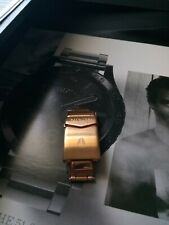 Nixon Small Player Rose gold  Watch buckle deployment band clasp wristband