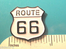 ROUTE  66 - hat pin ,  lapel pin , tie tac , hatpin GIFT BOXED (E)