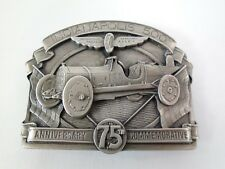1911 Marmon Wasp First Indianapolis 500 Winner Ray Harroun Belt Buckle Limited